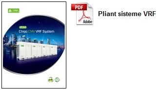 Pliant sisteme VRF 2012